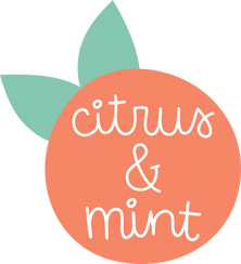 citrus and mint